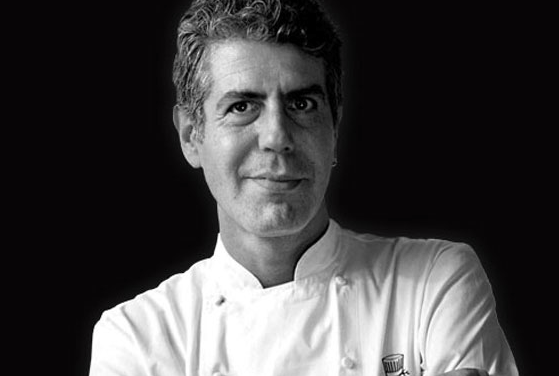 Quote of the Week: Anthony Bourdain