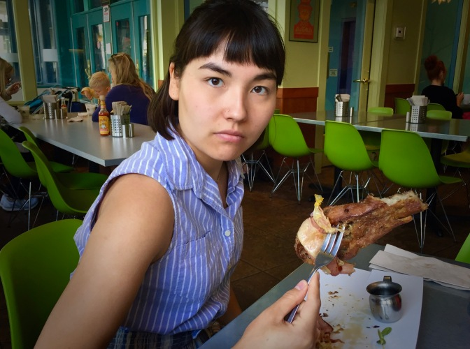 Lily Yasuda Isn't Making You a Happy Meal